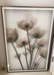 Quadro 3D flores