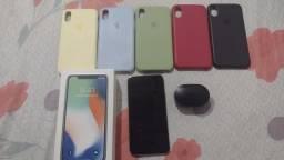 iPhone x troco por note 10 plus