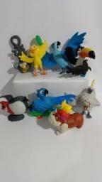 Coleção Rio do McDonald's completa lote de brinquedos