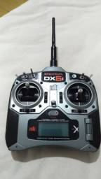Rádio Spektrum DX6i pouquíssimo uso!