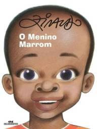 Livro O menino marrom