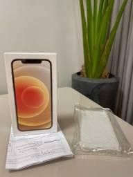iPhone 12 128GB Branco Novo Lacrado