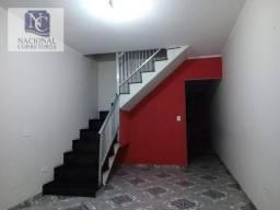 Sobrado com 3 dormitórios à venda, 200 m² por R$ 550.000,00 - Vila Mazzei - Santo André/SP