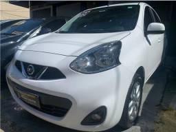 Nissan March 1.6 sv 16v flexstart 4p manual