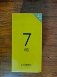 Realme 7 5G - Memória 8GB/128GB - Novo (Lacrado): Tecnologia 5G