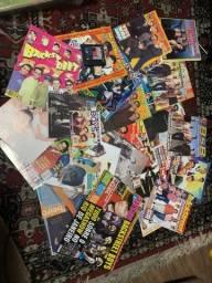 Coleção de Revistas e Posters antigos dos Backstreet Boys