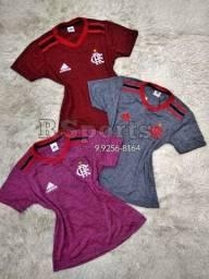 Camisa do Flamengo baby look ( cada )