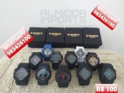 Relógios Casio G Shock Ga 110