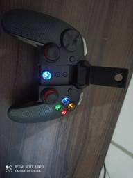 Controle Joystick Ipega PG-9099 Jogos Celular Bluetooth<br><br>