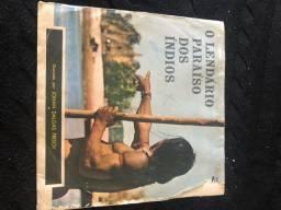 LP vinil O Lendário Paraíso dos Índios