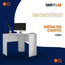 Título do anúncio: Mesa de Canto Cubic    Frete Grátis