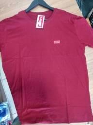 Título do anúncio: Kit 10 camisas fio 30 M AO GG R$199,00