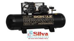 Título do anúncio: Compressor de ar 15 pés 200L 140LBS Trif. 220/380v (CSL15 Bravo)