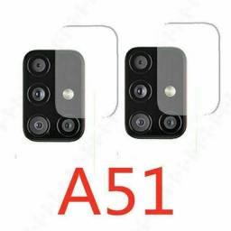 Proteção da Câmera de proteção para samsung A51 A21/A21S A30s A50 A70 Xiaomi note 8/8T