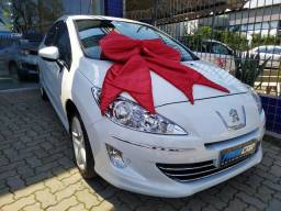 Título do anúncio: Peugeot 408 Sedan Allure 2.0 Flex 16V 4p Aut. 2015 Flex