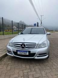 Mercedes benz c180 único dono