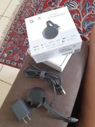 Chromecast Praticamente novo