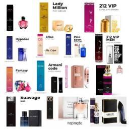 Perfumes R$ 25 cada