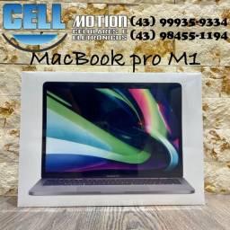 Novo MacBook Pro M1 256GB