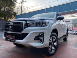 Toyota Hilux srx 2020 único dono