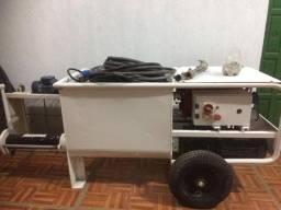 maquina de reboco projetora projetora de reboco