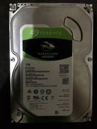 HD 1TB da Seagate - Sata