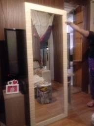 Espelho novo, 1.62x0.62,   90 reais