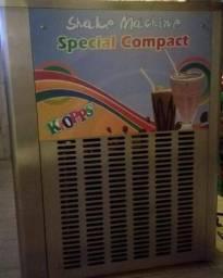 Máquina de sorvete expresso Seminova de 1 bico