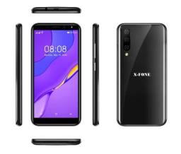 """Celular Smartphone fly x-fone Pro Dual Chip 1x8gb  ram 5,5"""" Azul (Lindo e Barato)"""