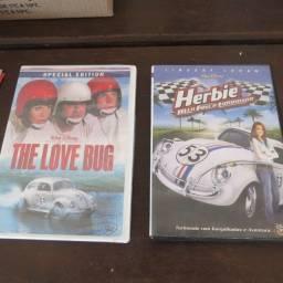 DVD original fusca herbie importado