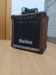 Amplificador Sheldon com 1 mês de uso!