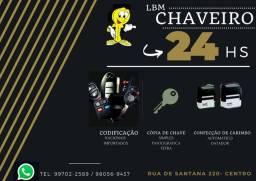 CHAVEIRO-  CHAVES CODIFICADAS e outros, Centro-RJ