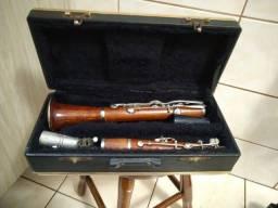 Clarinete de Madeira