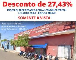 Título do anúncio: IMOVEL COMERCIAL CENTRO DE BIRIGUI DESCONTO DE 27% DE DESCONTO