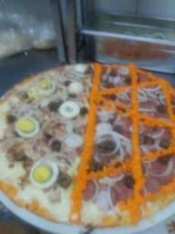 Pizzaiolo disponivel