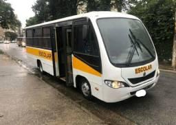 Micro Ônibus Padrão Escolar 2012