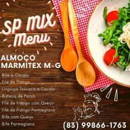 Marmitex No Valentina - Muçumagro Almoço