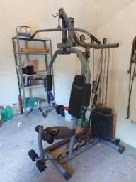 Vendo ou troco estação de musculação 80 kg