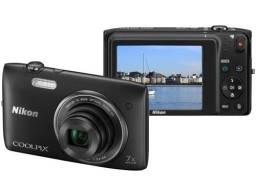 Camera Fotográfica Nikon s3500 coolpix