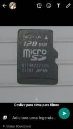 Cartão de memoria 128