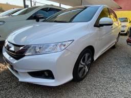 Título do anúncio: Honda CITY EXL 1.5 2015/15
