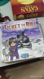Ticket to Ride: Países Nórdicos Boardgame