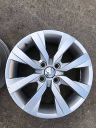 Rodas genuínas Volkswagen aro 15