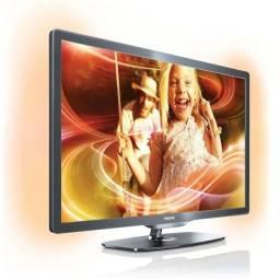 TV PHILIPS LCD ULTRAHD 50 polegadas