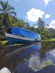 Vendo barco de 17 metros 35mil