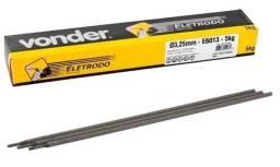 Eletrodo Revestido 5Kg E6013 3,25mm ou 2,50mm Vonder