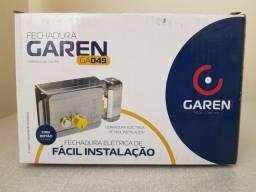 Fechadura elétrica para portão social marca Garen mod luxo GA049