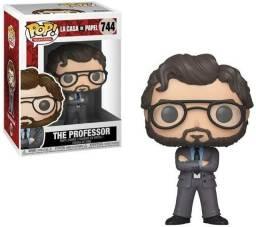 Funko Pop La Casa de Papel: The Professor #744 Raríssimo
