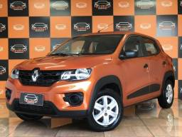 (18.000KM) Renault Kwid Zen 1.0 Flex 12V 5P Mec. - 2020