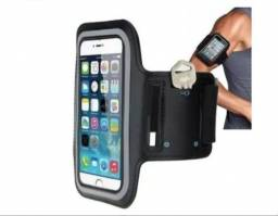 Suporte celular braço corrida